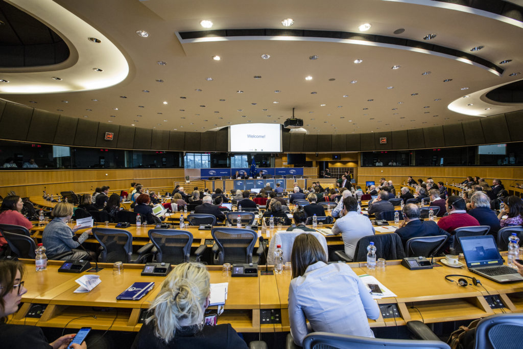Opening of the Smart Villages event in the EU Parliament 30f88e72396f
